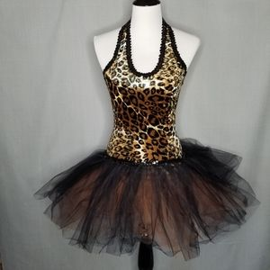 Creations by Cicci Leopard Tulle Costume Cosplay